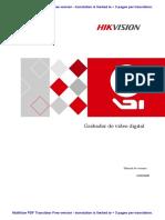 UD03982B_Baseline_User Manual of Turbo HD DVR