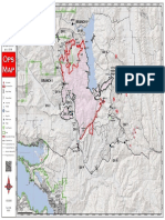 070118 Pawnee fire incident map