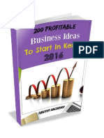 200 Business Ideas