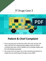 EMT Drugs Case 3