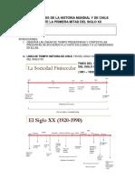 Guía Analisis de La Historia Mundial y de Chile Durante La Primera Mitad Del Siglo Xx