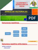 1-ARREGLOS VECTORIALES