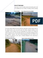 GENERAL CONDITION OF THE ROAD.docx