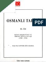 Osmanlı Tarihi Enver Ziya