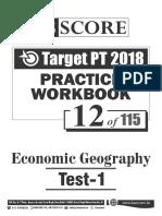 Test - 12_Economic Geography_Test-1