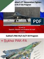 29739693 de Constructing the Sukhoi PAK FA Su 50