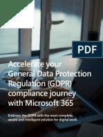 GDPR From Microsoft