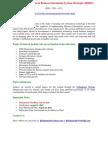International Journal of Business Information Systems Strategies IJBISS