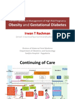 Gestaional and Gestational Diabetes Finish