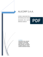 Alicorp Sa Analisis