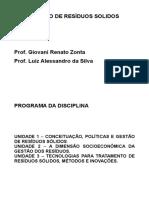 gestoderesduosslidos-unidade1-131030145918-phpapp02.doc