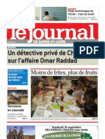 Le Journal 6 Septembre 2010