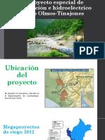 Proyecto Especial de Irrigacion e Hidroelectrico Los Olmos