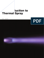 Thermal Spray Brochure