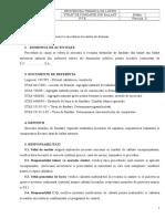PTE 2-Strat Fundatie Balast