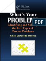 Identifying and Solving the Five Types of Process Problems