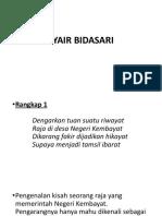 Syair Bidasari Pw