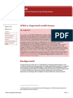 Ifrs in Depth Expected Credit Losses