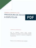 Ghid Adjudecare FIDIC Antreprenor
