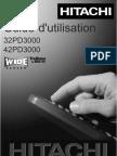 Hitachi 32PD3000 FR[1]