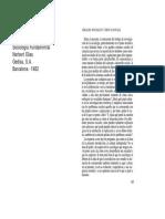 Norbert Elías - Sociología Fundamental