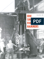 Erie Single Frame Forging Hammers Bulletin 404(1)