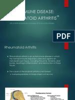 Penyakit Autoimun RA
