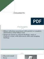 Presentation TG Cholangitis