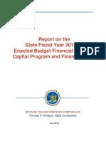 2018 19 Enacted Budget Financial Plan July