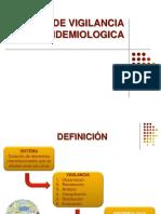 Vigilancia Epidemiologica y en Salud Presentacion Final