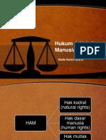 hukum HAM