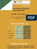 Gerencia de Proyectos - taller de negociación PMI