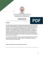 Informe 4- Acidos y Bases Duras