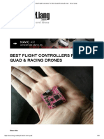 Best Flight Controllers for Mini Quad & Racing Drones - Oscar Liang