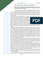 DECRETO 326_2011 Aguila Azor Pericera