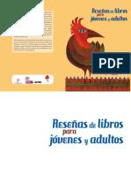 Reseñas de libros para jóvenes y adultos.pdf