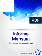 Informe Mensual 2016-11