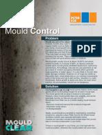 Black Mould Cleaner - PDF