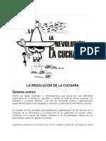 La Revolución de La Cuchara Portafolio