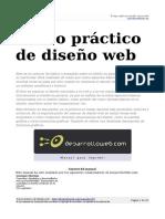 Curso Practico de Diseno Web - Manual Completo