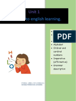 English Book Beginner A1 2018
