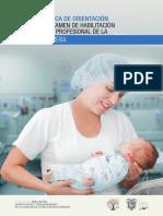 Ceaces Temas Para Estudiar Guía Metodológica de Orientación Enfermería Julio 2018