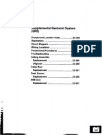 Acura Integra Owners Handbook 1994