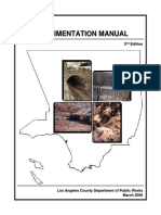 Sedimentation Manual Second Edition Los Angeles