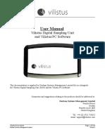 Vilistus Manual