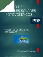 Curso de Peneles Solares 1