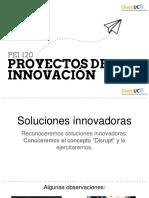 1.- Soluciones innovadoras