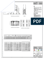 Walkways Steel Structure and R.C. Foundations Drawings
