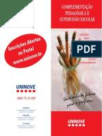 Folder Pedagogia