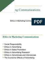 Ethics in MC